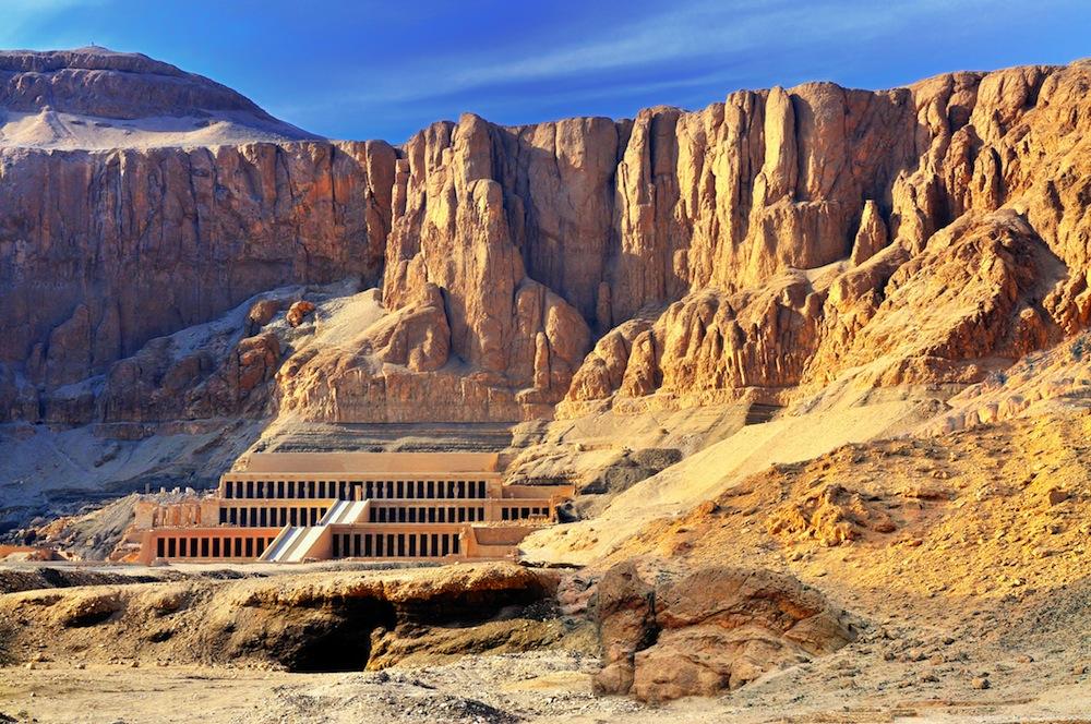 Valle De Los Reyes Y Valle De Las Reinas En Egipto 101viajes