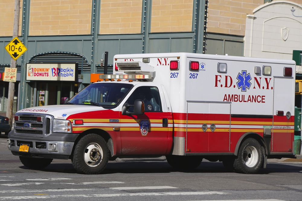 ambulancia nueva york