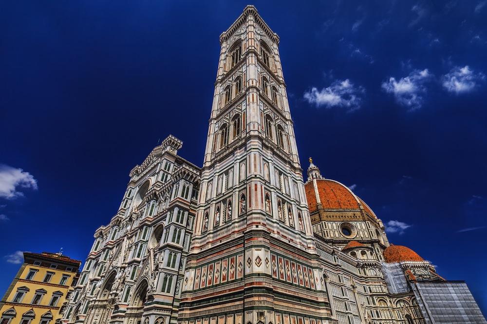 Resultado de imagen de Campanario de Giotto