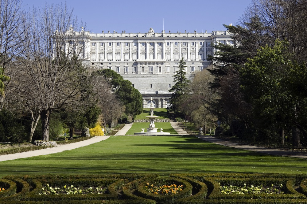 Campo del moro de madrid visitas horarios direcci n for Jardines del moro