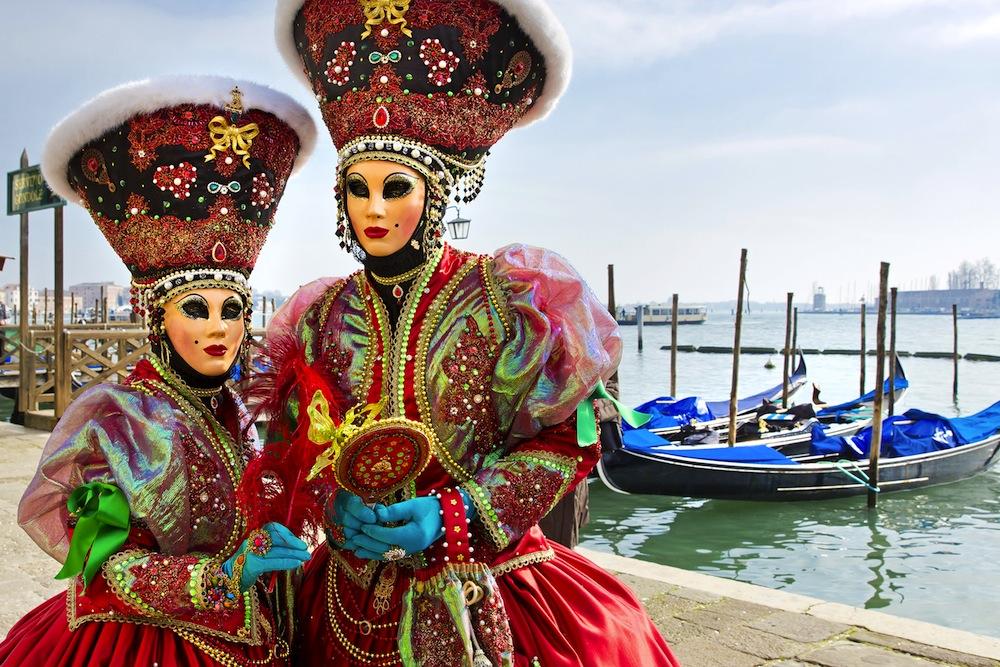 Carnaval de venecia disfraces de venecia informaci n y for Caretas disfraces