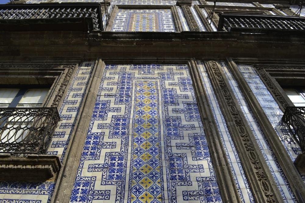 La casa de los azulejos de ciudad de m xico visitas y for Casa de azulejos cordoba