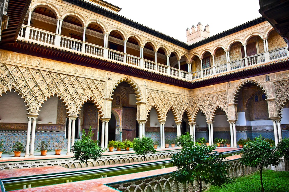 casa pilatos sevilla