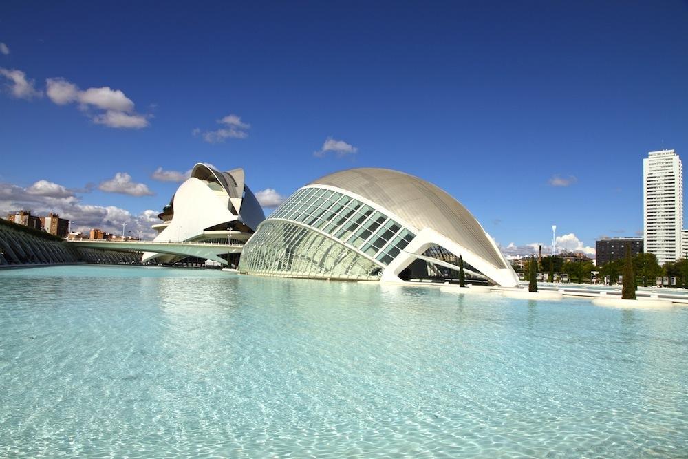 Ciudad De La Artes Y Las Ciencias De Valencia Visitas 101viajes