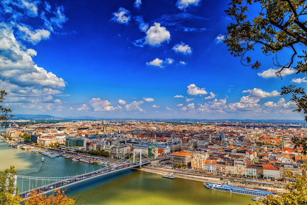 El tiempo en Budapest, clima y temperatura - 101Viajes.com