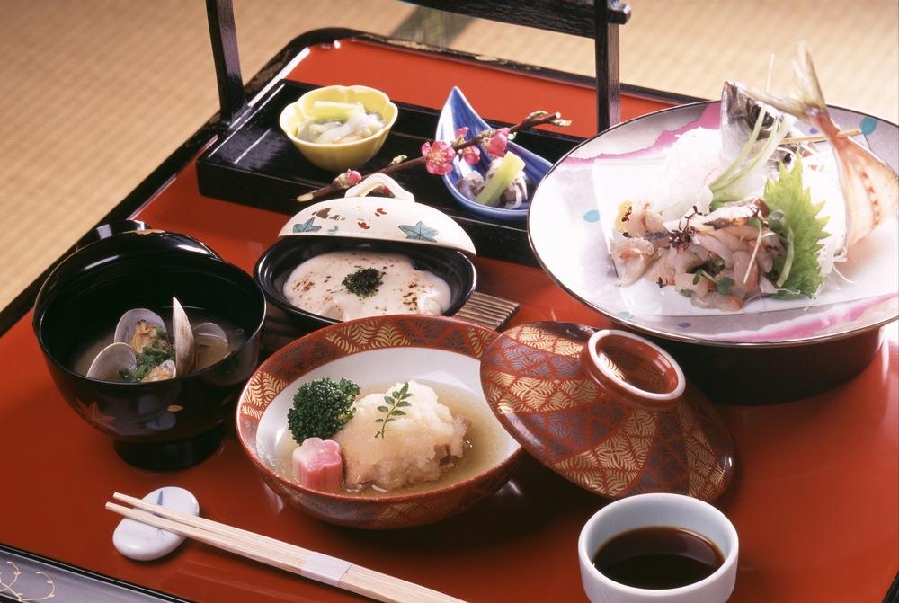 Comidas t picas en jap n for Mesa japonesa tradicional