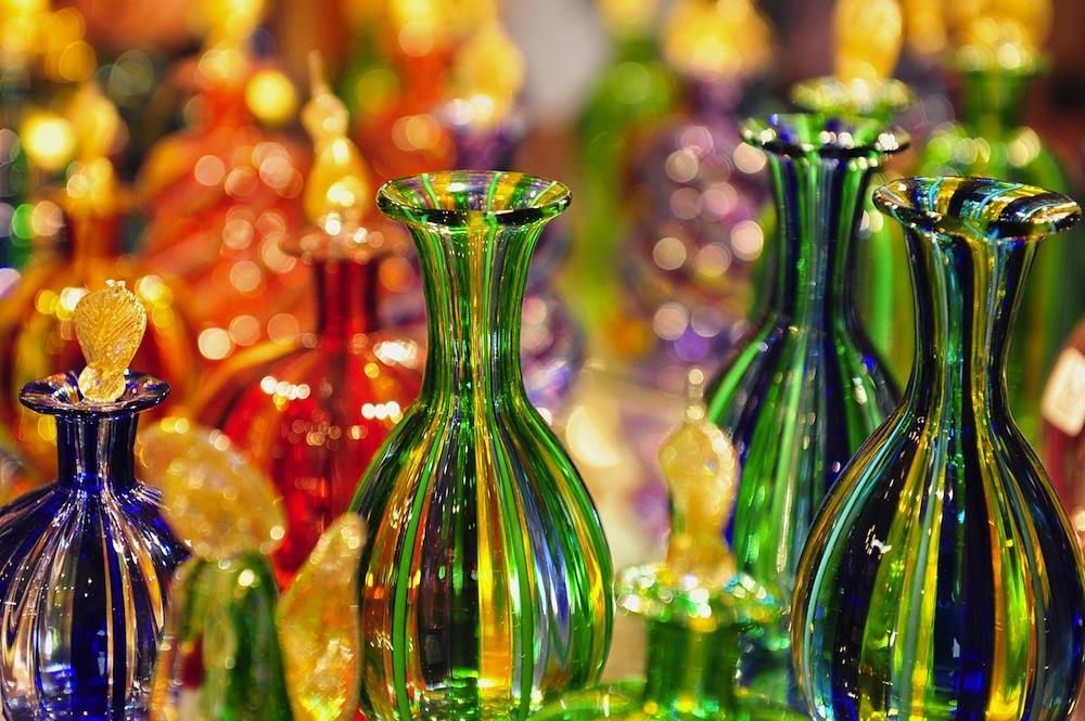 Cristal de Murano en Venecia, información y direcciones - 101Viajes.com