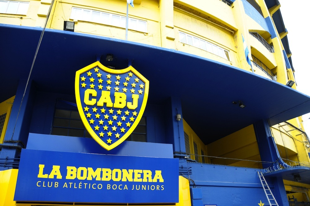 estadio boca juniors