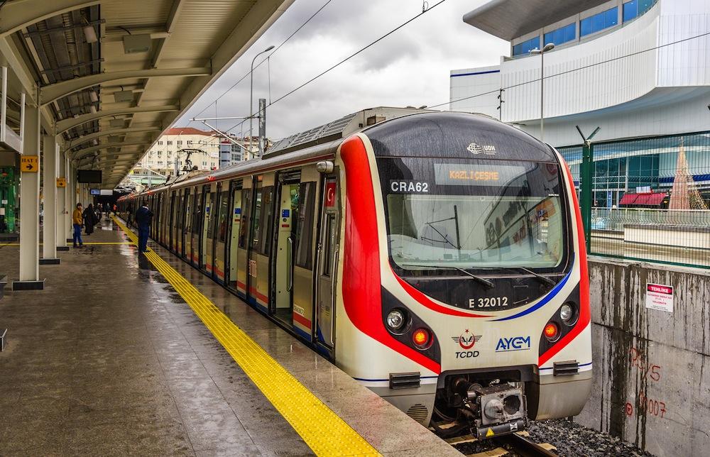 Ferrocarril de Estambul, líneas, horarios, precio – 101viajes