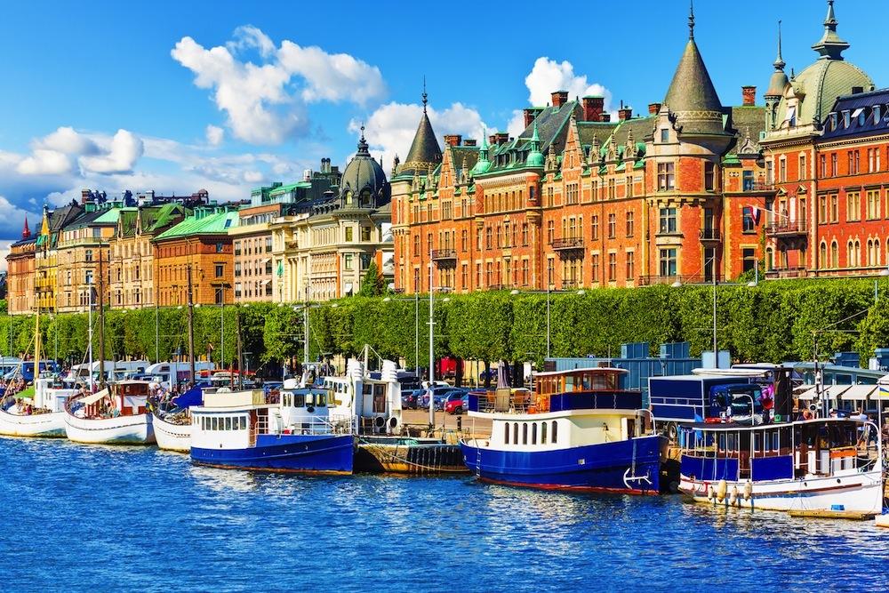 Gamla Stan, en Estocolmo