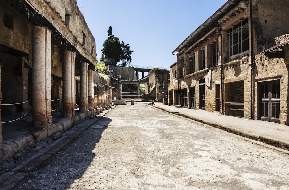 Visitar las ruinas de herculano volc n vesubio que ver for Piscina g s roma 53 roma