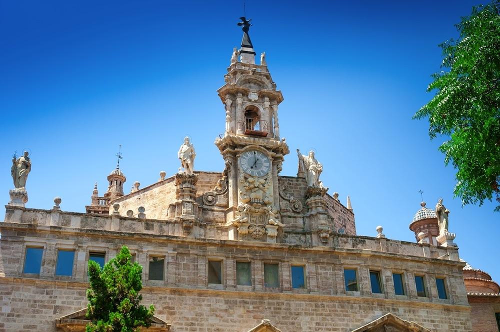 Taxi San Antonio >> Iglesia de los Santos Juanes de Valencia, visitas, horarios y dirección - 101viajes