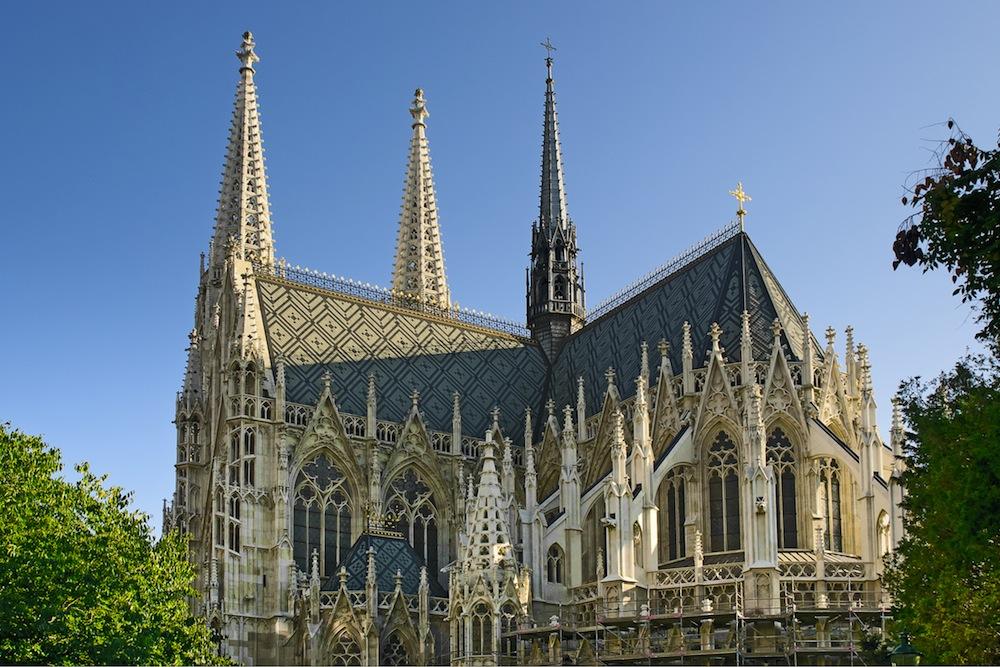 Iglesia Votiva Viena Visitas Horarios Precios Y