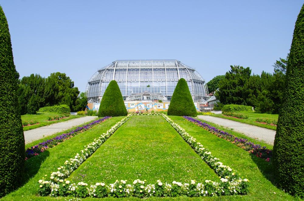 Jard n bot nico de berl n visitas precios y direcci n for Jardin botanico de berlin