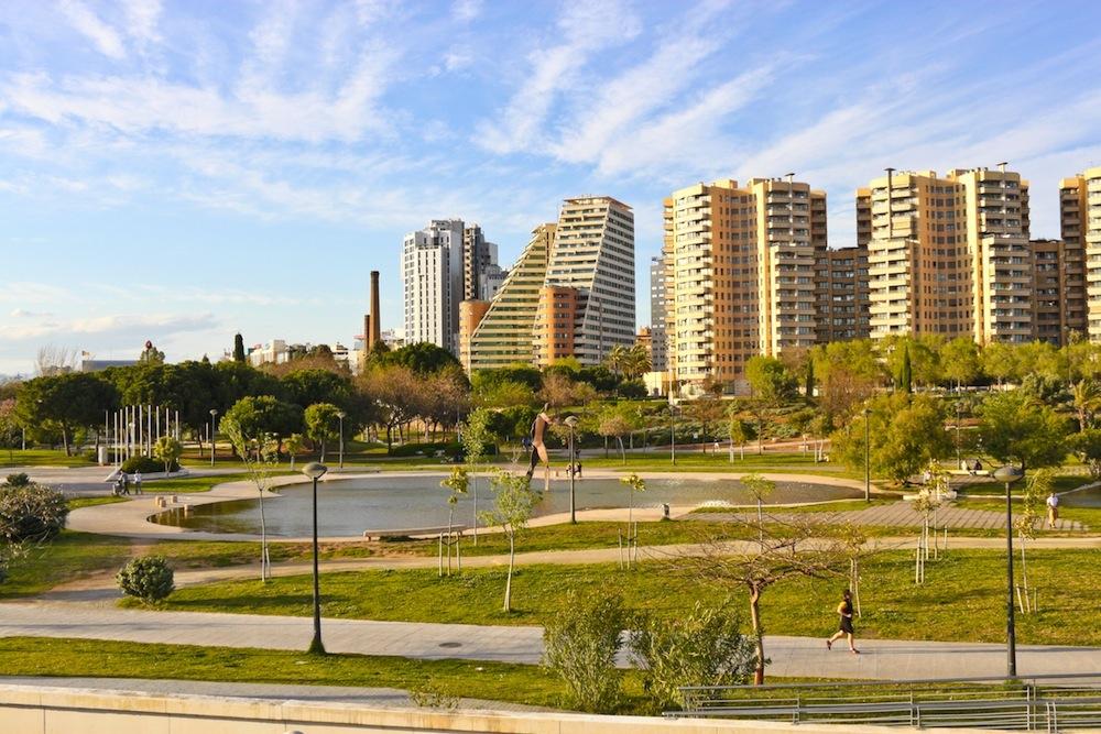 Itinerarios y rutas por valencia en 2 y 3 d as - Jardin del turia valencia ...
