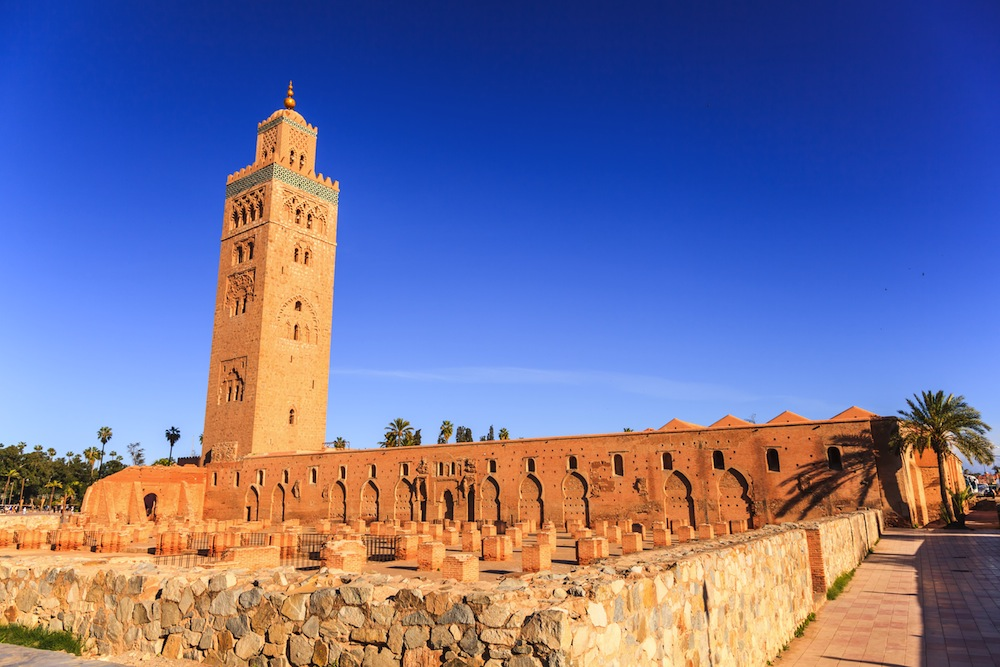 Resultado de imagen de mezquita Koutoubia