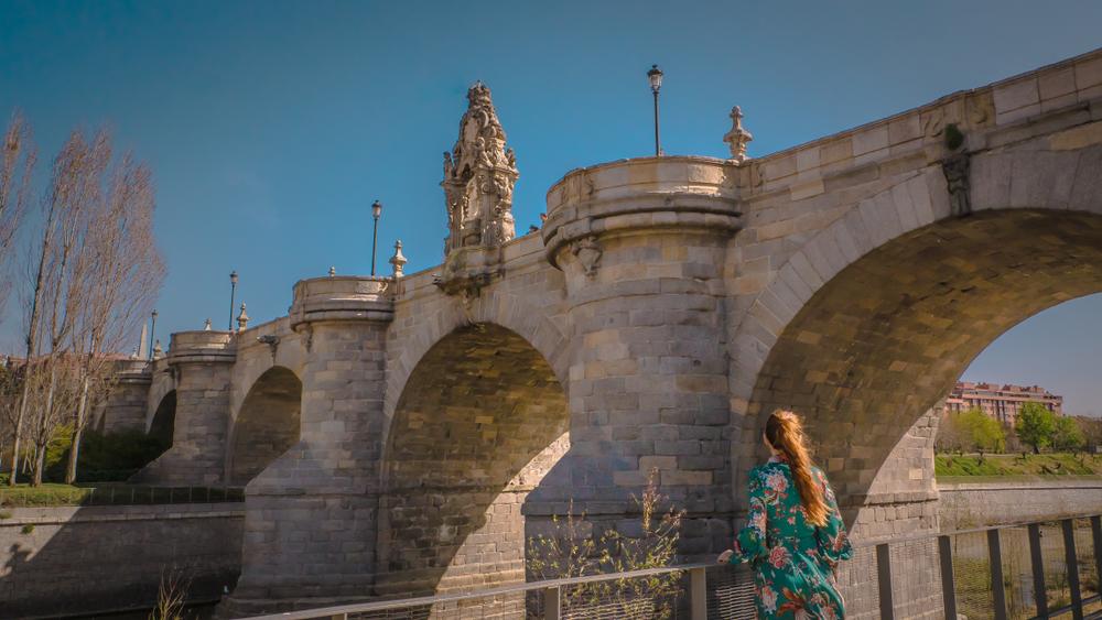 Puente De Toledo De Madrid Como Llegar Historia 101viajes