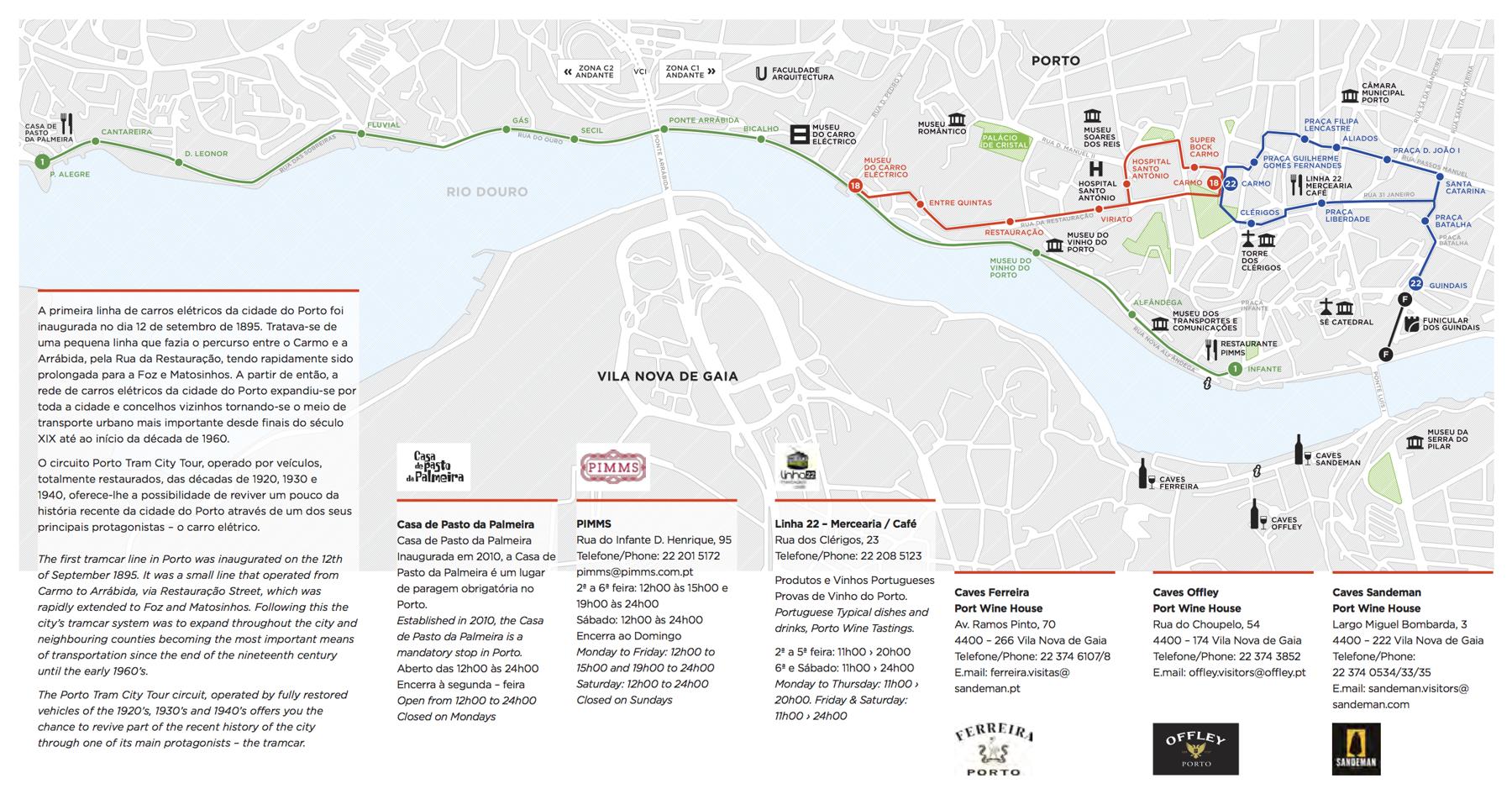 Metro De Oporto Mapa.Tranvia De Oporto Lineas Horarios Precio Y Mapa Del Tram De Oporto 101viajes
