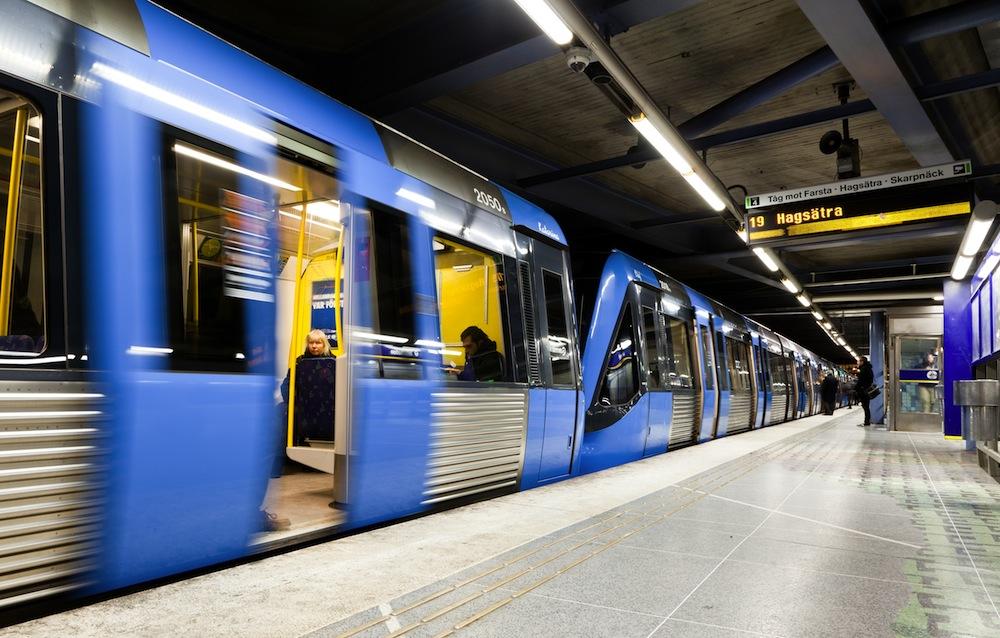 Metro de estocolmo t bana precios l neas horarios y - Metro de estocolmo ...