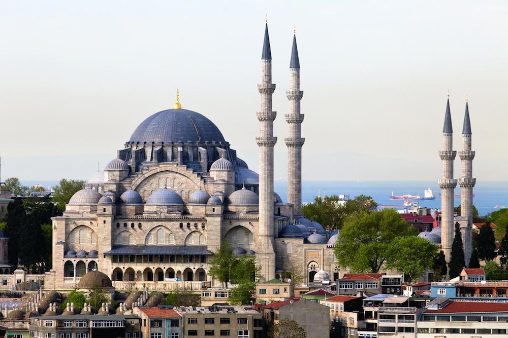 Resultado de imagen para mezquita de suleiman