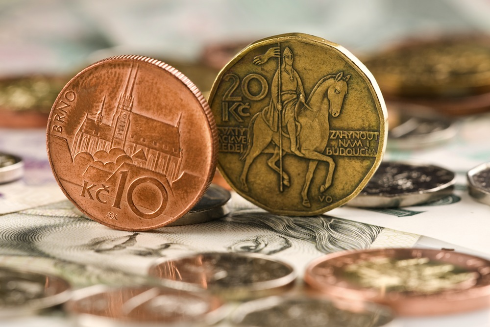 Moneda De Praga Moneda Oficial Cambio Y Precios 101viajes