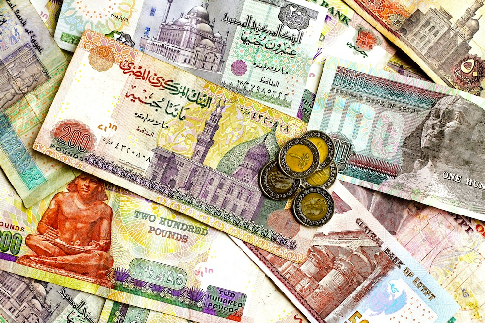 Moneda en Egipto, cambio libra egipcia a euro EGP- 101viajes