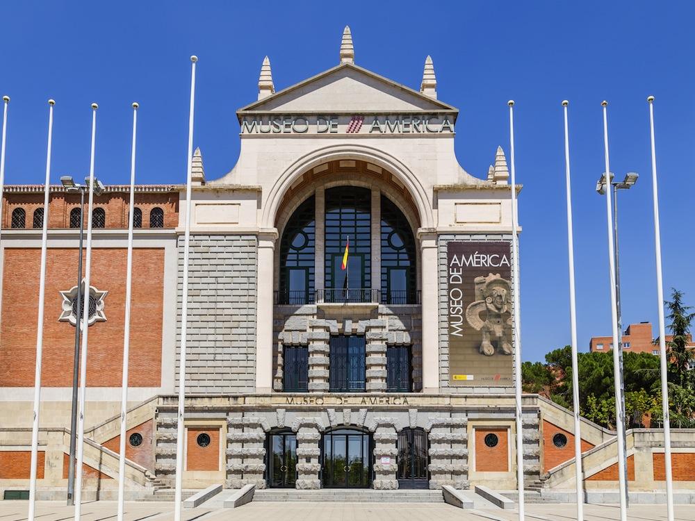 Resultado de imagen de Museo de América MADRID