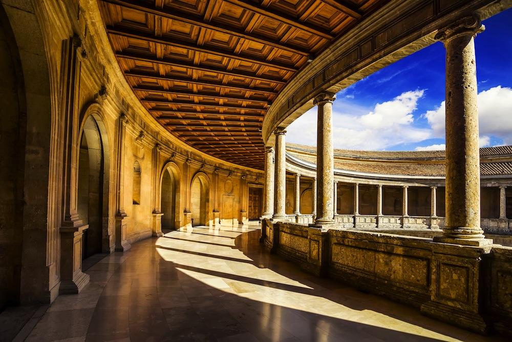 Palacio de Carlos V de Granada, visitas, horarios y dirección - 101Viajes.com