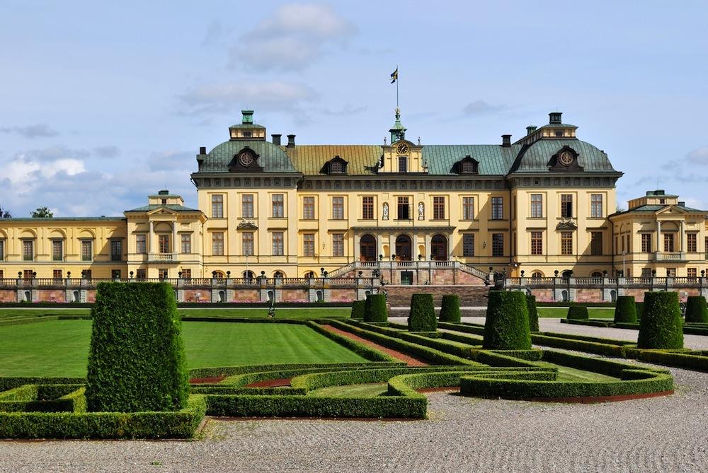 Palacio de drottningholm estocolmo drottningholm palace for Como llegar a jardines de la reina cuba