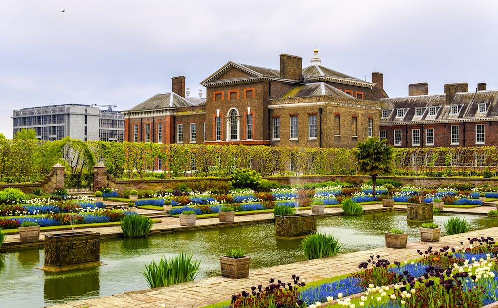 Palacio de kensington de londres visitas horarios for Jardines de kensington