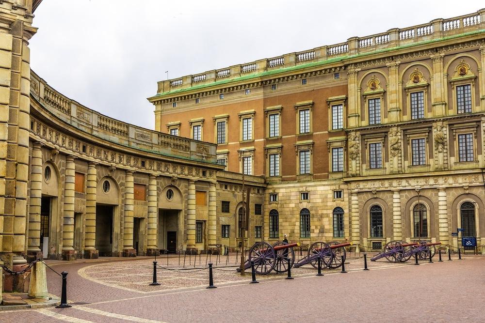 Palacio Real de Estocolmo