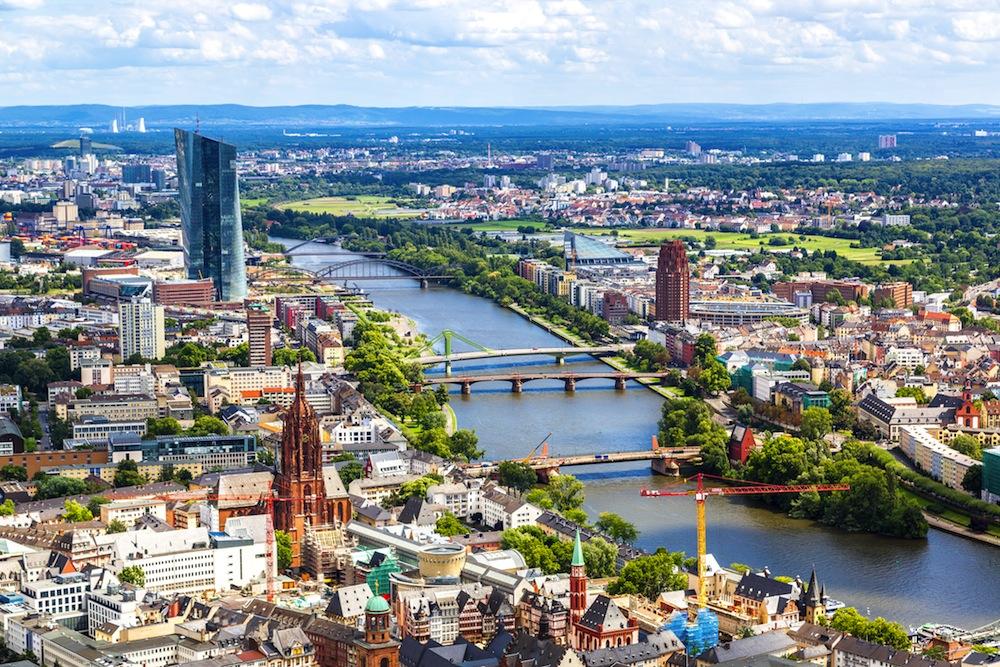 Turismo Frankfurt Alemania, viajes y guía