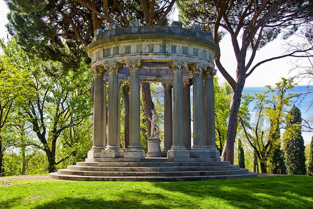 Parque el capricho alameda de osuna historia como llegar for Jardin historico el capricho paseo alameda de osuna 25