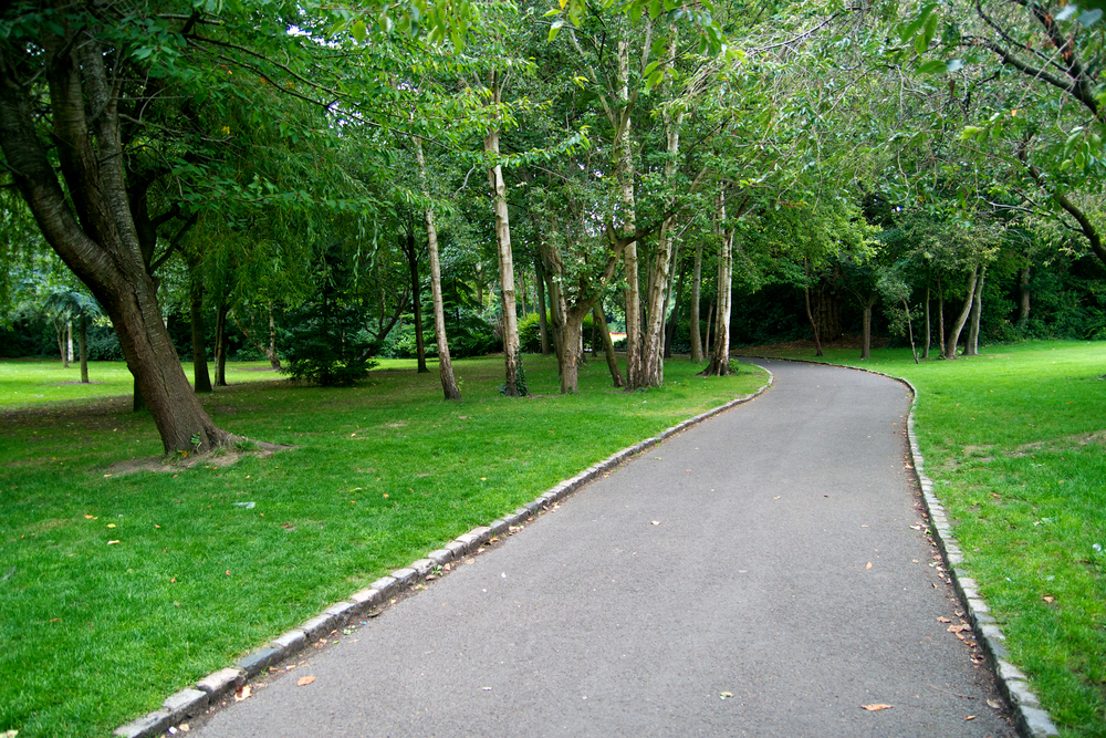 Parque Merrion Square