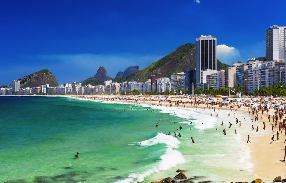 Resultado de imagen de platja copacabana