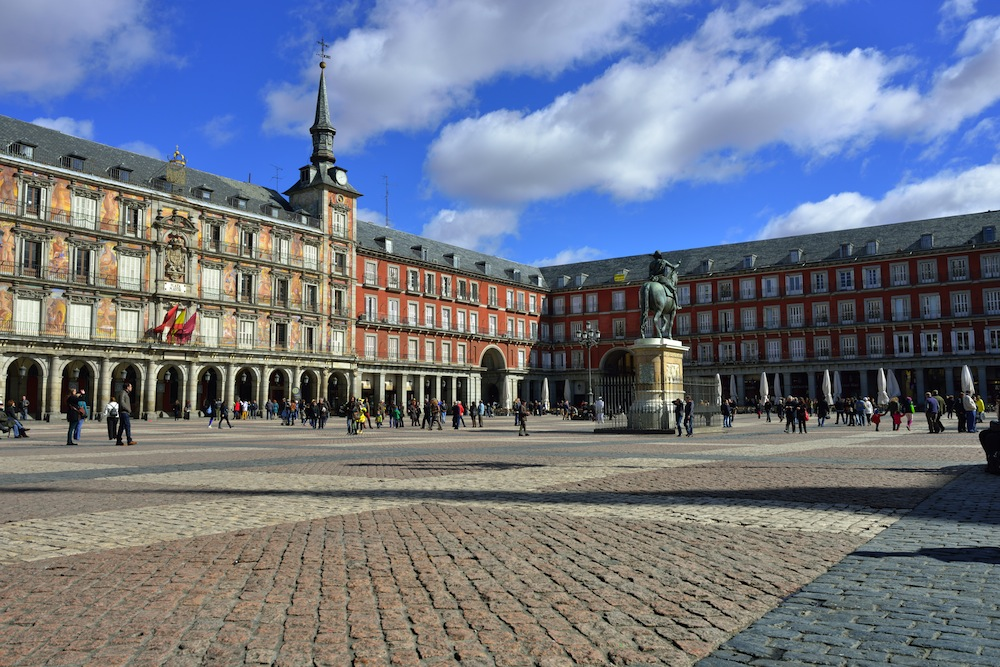 plaza mayor de madrid visitas y direcci n