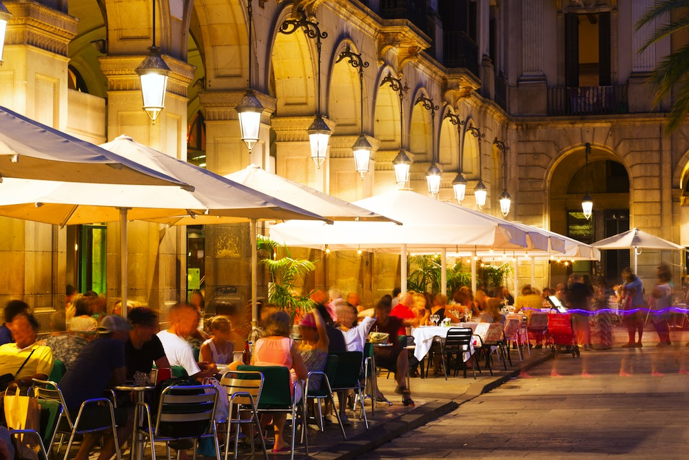 bares barcelona noche