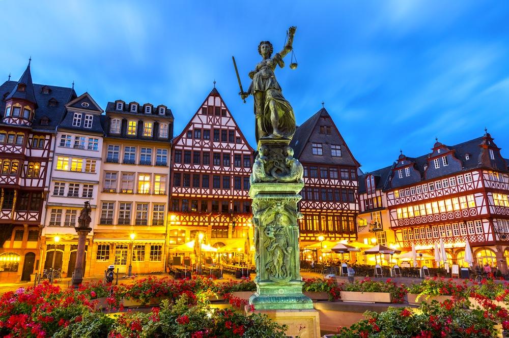 Itinerario y ruta de 2 y 3 días por Frankfurt - 101viajes