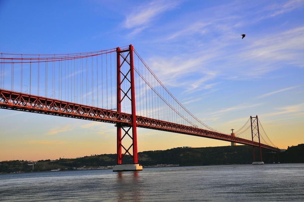 Puente 25 De Abril Lisboa Visitar Y Dirección 101viajes