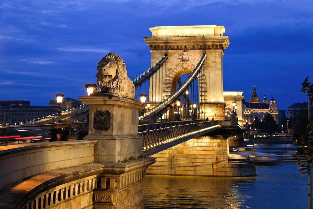 Puente De Las Cadenas Budapest Puente Széchenyi Visitar Y Dirección 101viajes