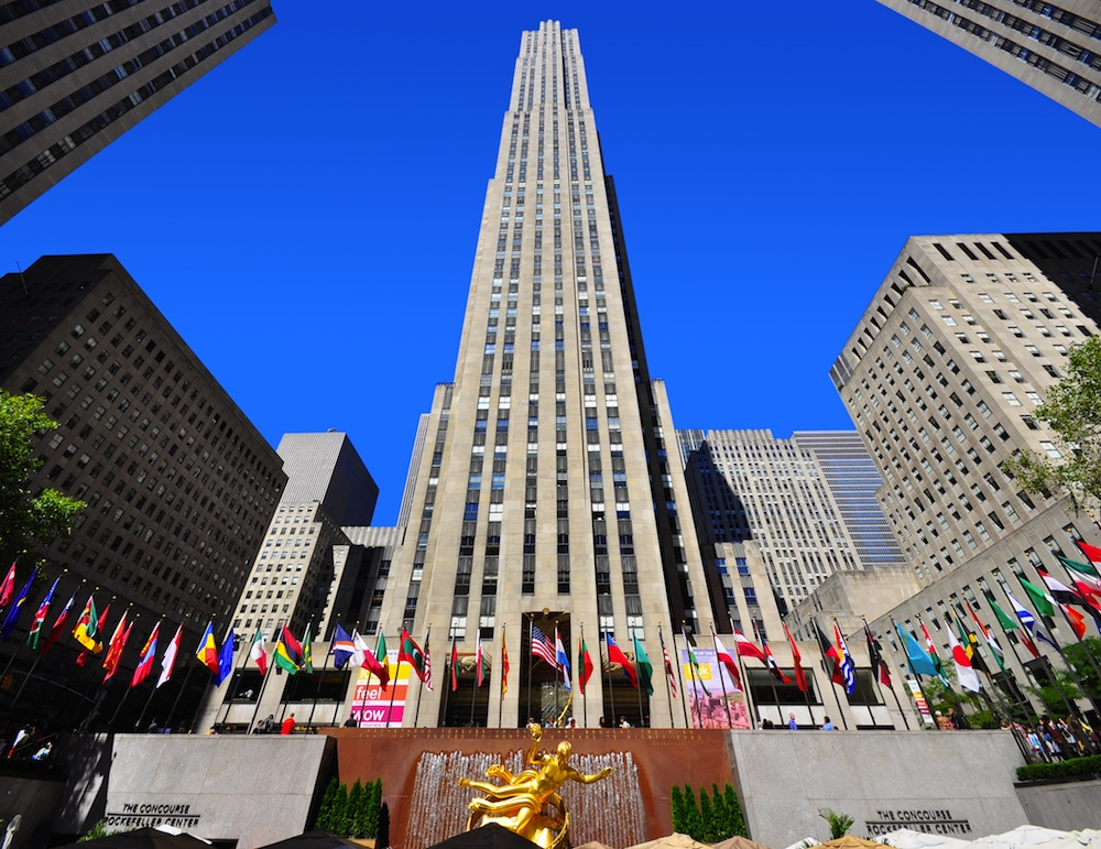 Rockefeller Center - Nueva York