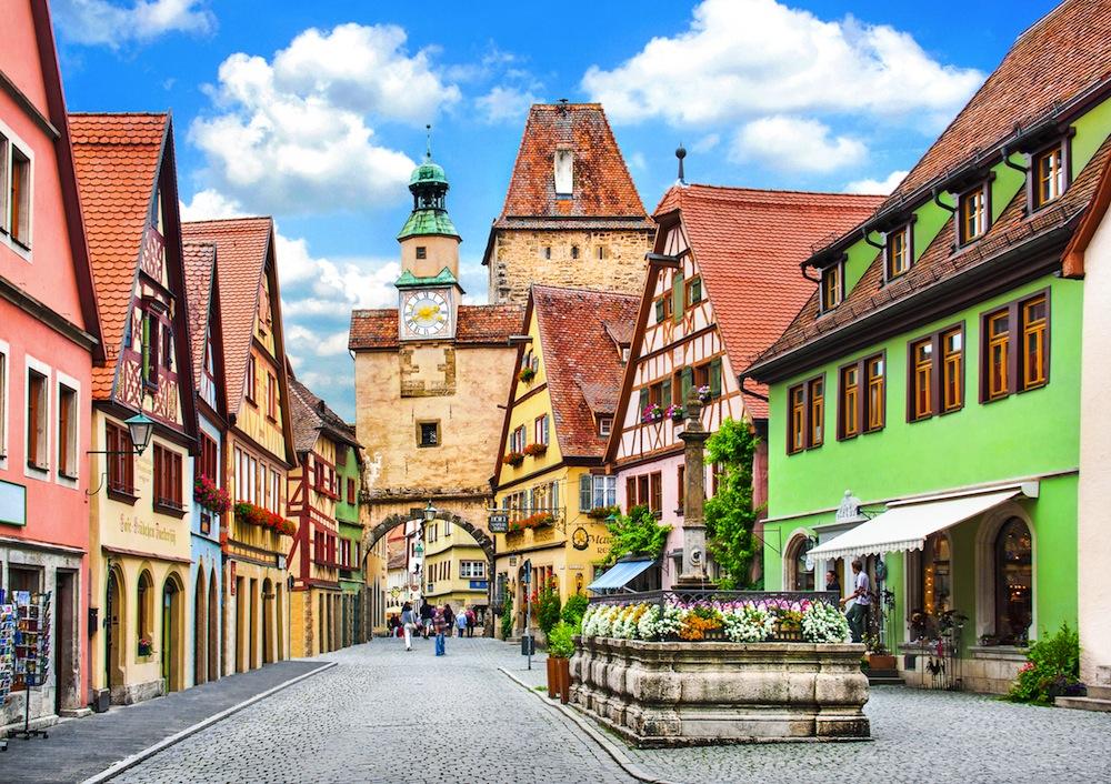 Turismo en rothenburg ob der tauber alemania hoteles - Rothenburg ob der tauber alemania ...