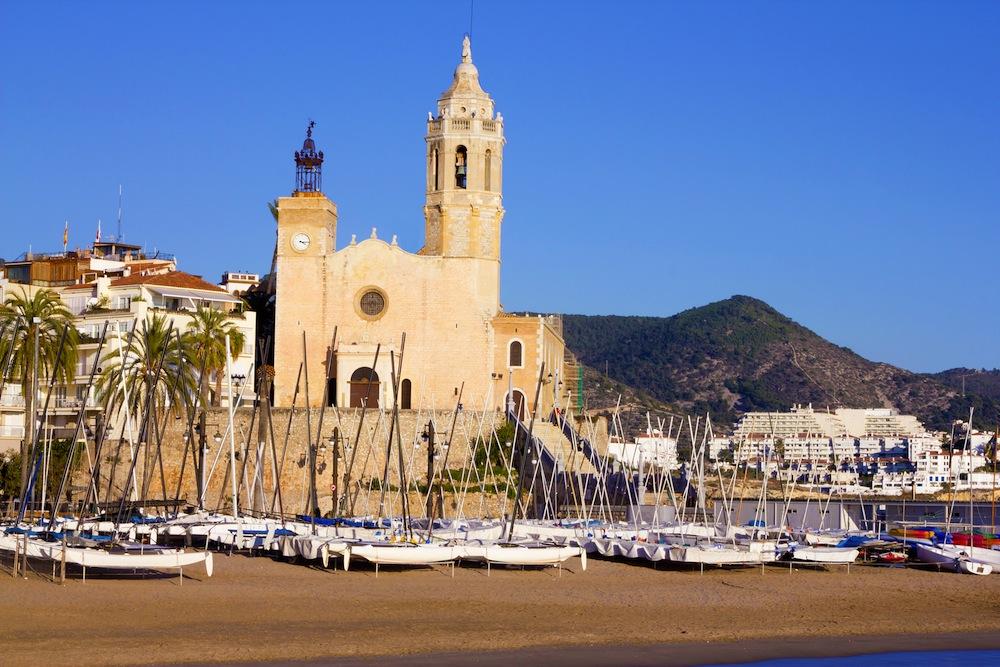 Turismo en sitges barcelona visitas y direcci n - Fotos de sitges barcelona ...
