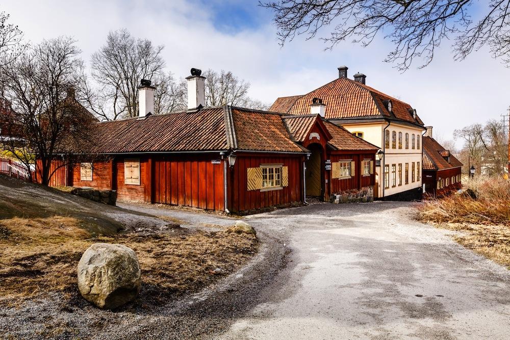 Museo Skansen, en Estocolmo