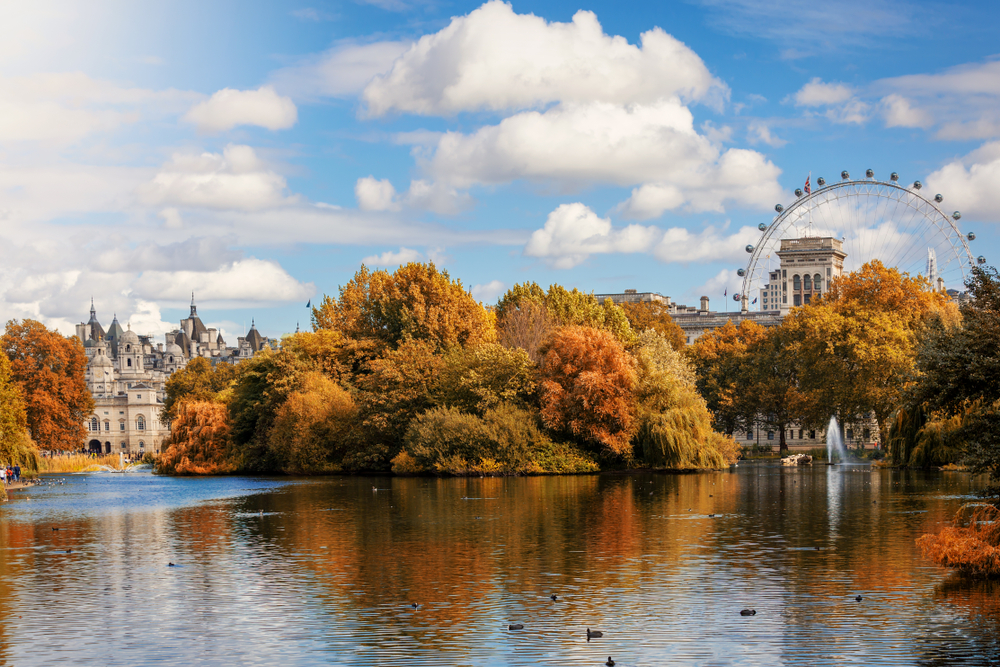 St. James Park - Londres