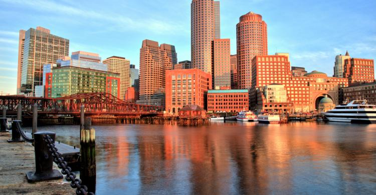 Skyline de Boston