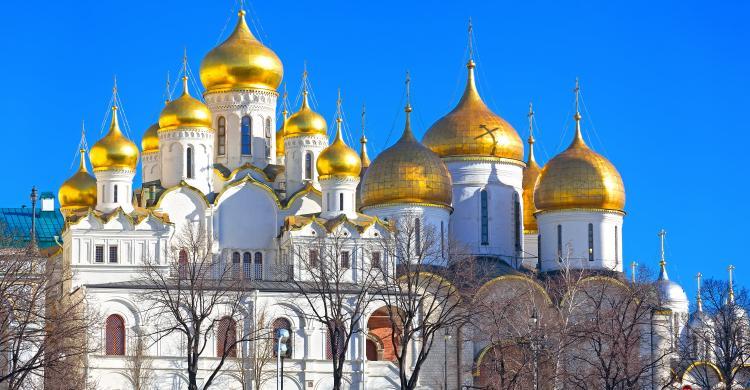 Resultado de imagen de iglesia de la Asunción del Kremlin