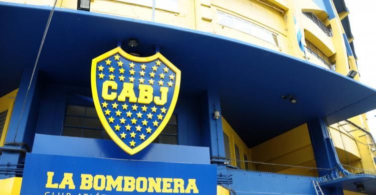 Estadio de fútbol Boca Juniors