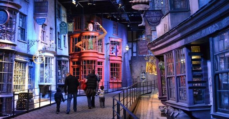 Estudios Warner de Harry Potter