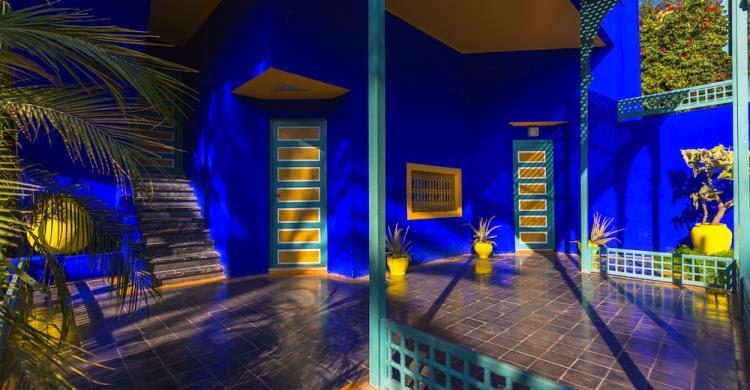 Jardines De Menara Y Majorelle Murallas De Marrakech